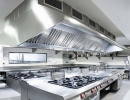 Installation de hotte de cuisine professionnelle is re hygis - Nettoyage de hotte de cuisine professionnel ...